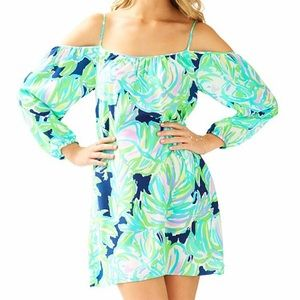 Lilly Pulitzer Candice silk dress - Size XS